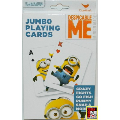 Despicable Me Jumbo Speelkaarten
