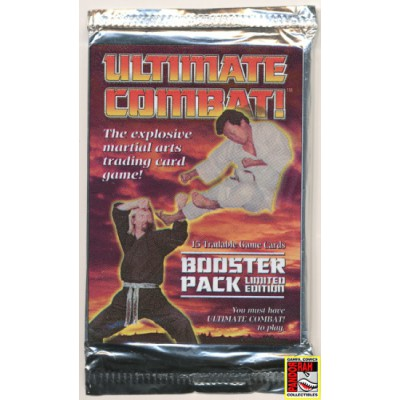 Ultimate Combat Booster Pack