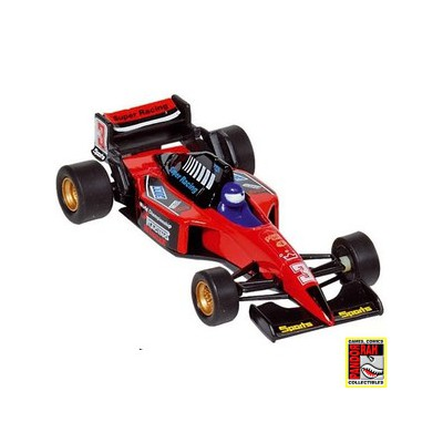 Welly Formula Racer Rood 1:43