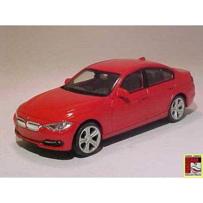 Welly BMW 335i Rood 1:43