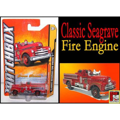 Matchbox Seagrave 1:65