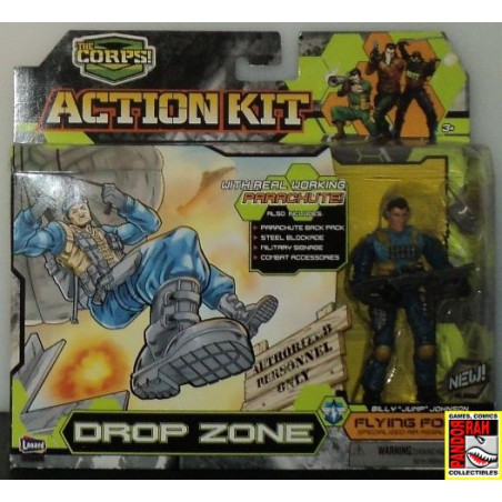 The Corps: Drop Zone Action Figure