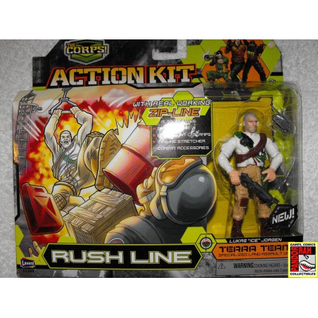 The Corps: Rush Line Action Figure