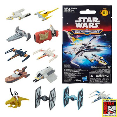MicroMachines Star Wars Gold Series 1