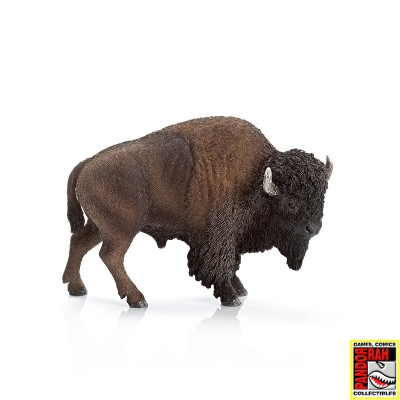 Animal World Bison