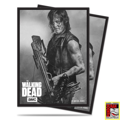 The Walking Dead Sleeves Daryl 50 Stuks