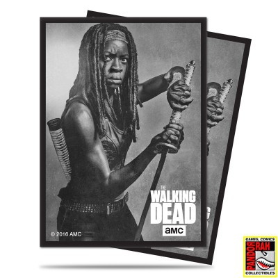 The Walking Dead Sleeves Michonne 50 Stuks