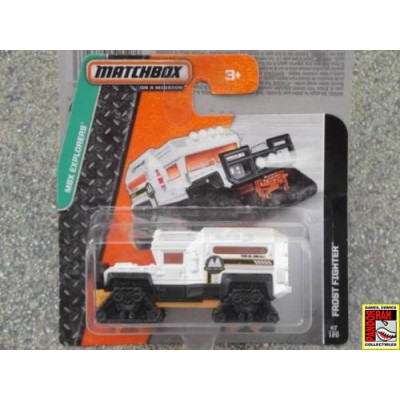 Matchbox Frost Fighter Wit 1:65