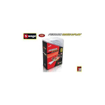 Bburago Race & Play Set Incl. Ferrari 1:43