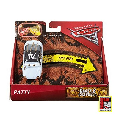 Cars 3 Crazy 8 Racers Patty