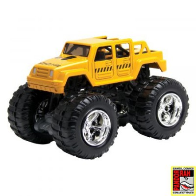 Motor Max Mighty Monsters: Monster Geel 1:65