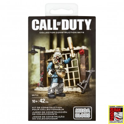 Call Of Duty: Brutus Collector Construction Set