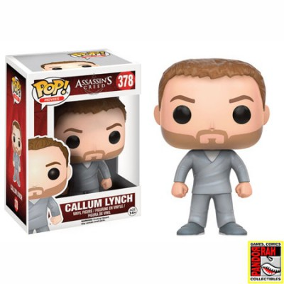 Pop! Vinyl Assasin's Creed Callum Lynch