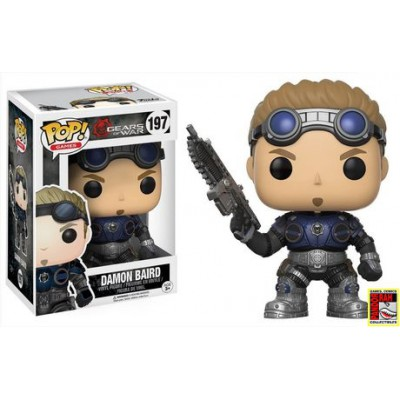 Pop! Vinyl Gears Of War Damon Baird