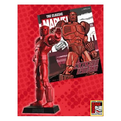 Marvel Classic Collection: Crimson Dynamo