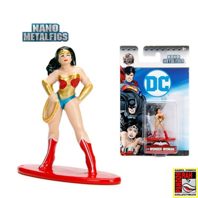 DC Nano Metalfigs Wonder Woman