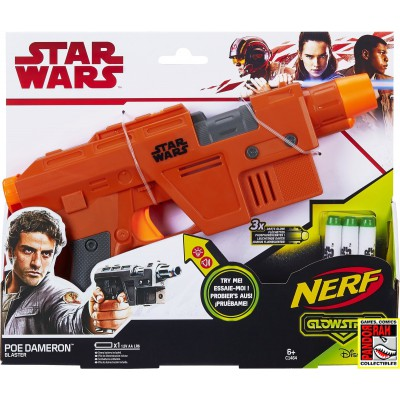 NERF Star Wars Poe Dameron...