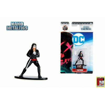 DC Nano Metalfigs Katana
