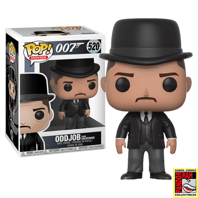 Pop! Vinyl James Bond Oddjob
