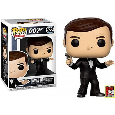 Pop! Vinyl James Bond Roger...