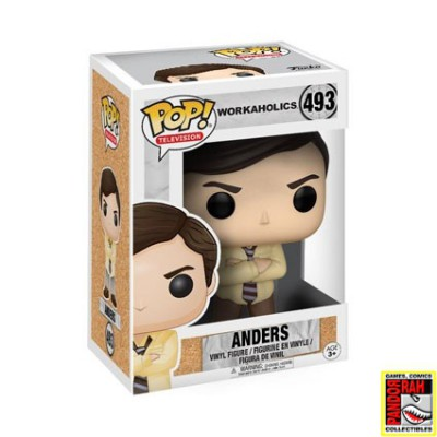 Pop! Vinyl Workaholics Anders