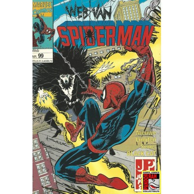 Web Van Spiderman 1995-99
