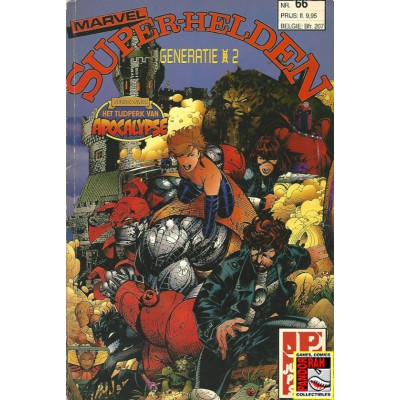 Marvel Super-Helden Generatie X2 1995-66
