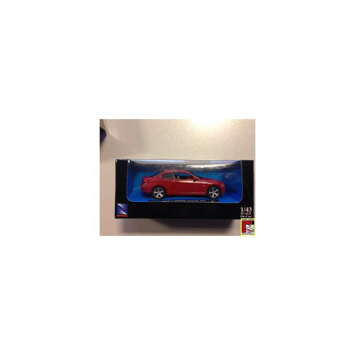 New Ray BMW M3 Series Rood 1:43