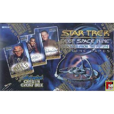Complete Set Star Trek Deep...