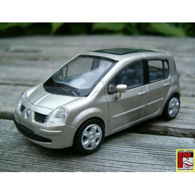 New Ray Renault Modus Zilver 1:43
