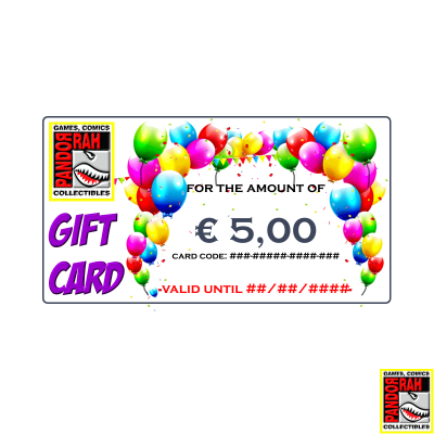 Gift Card 5 Euro