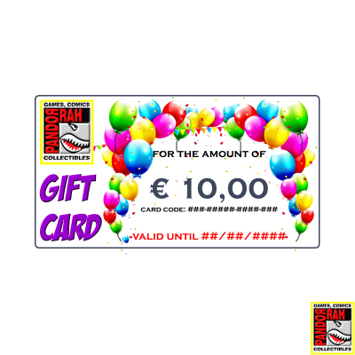Gift Card 10 Euro