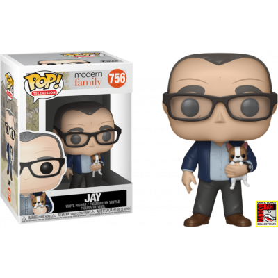 Pop! Vinyl Modern Family Jay