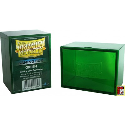 Dragon Shield Deckbox Groen