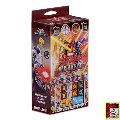 Marvel Dice Masters Iron...