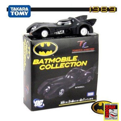 Tomica Limited Batmobile 1989