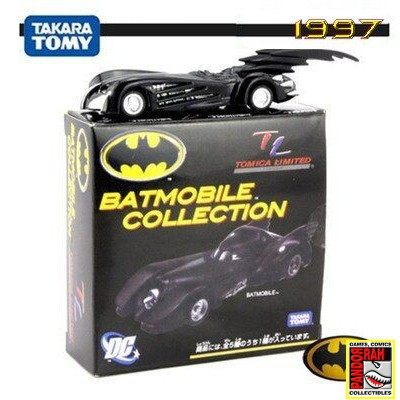 Tomica Limited Batmobile 1997