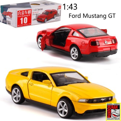 Caipo Ford Mustang GT Rood...
