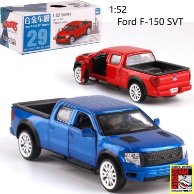 Caipo Ford F150 Rood 1:52