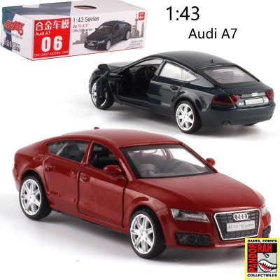 Caipo Audi A7 Rood 1:43