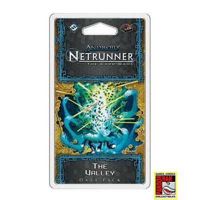 Android Netrunner LCG The...