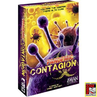 Pandemic Contagion *import*