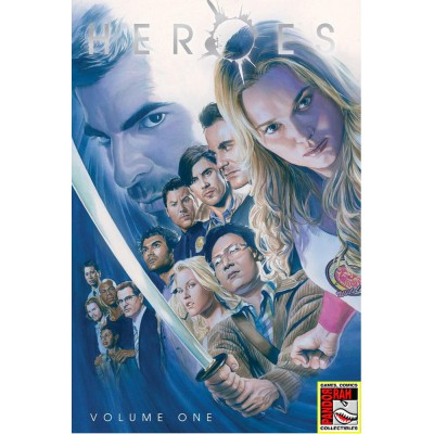 Heroes GN Volume One 2008-1