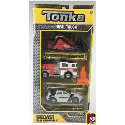 Tonka First Responders Set...