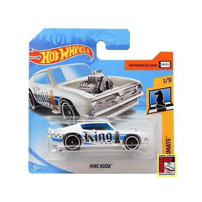 Hotwheels King Kuda Wit 1:65