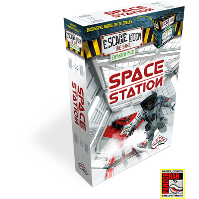 Escape Room - Space Station...