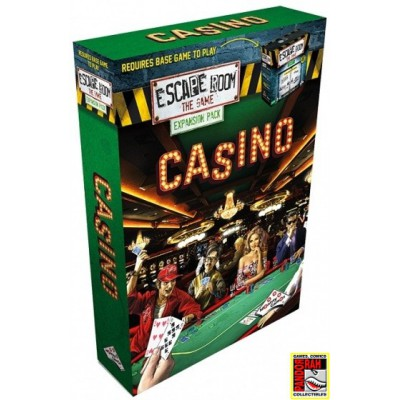 Escape Room - Casino Expansie