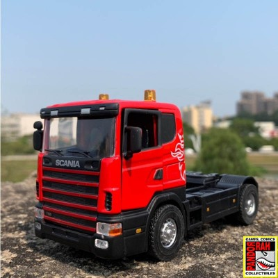 Scania T420 Rood 1:43...