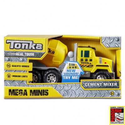 Tonka Mega Mini's Cement...