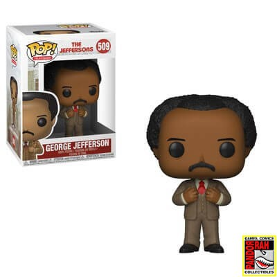Pop! Vinyl The Jeffersons George Jefferson
